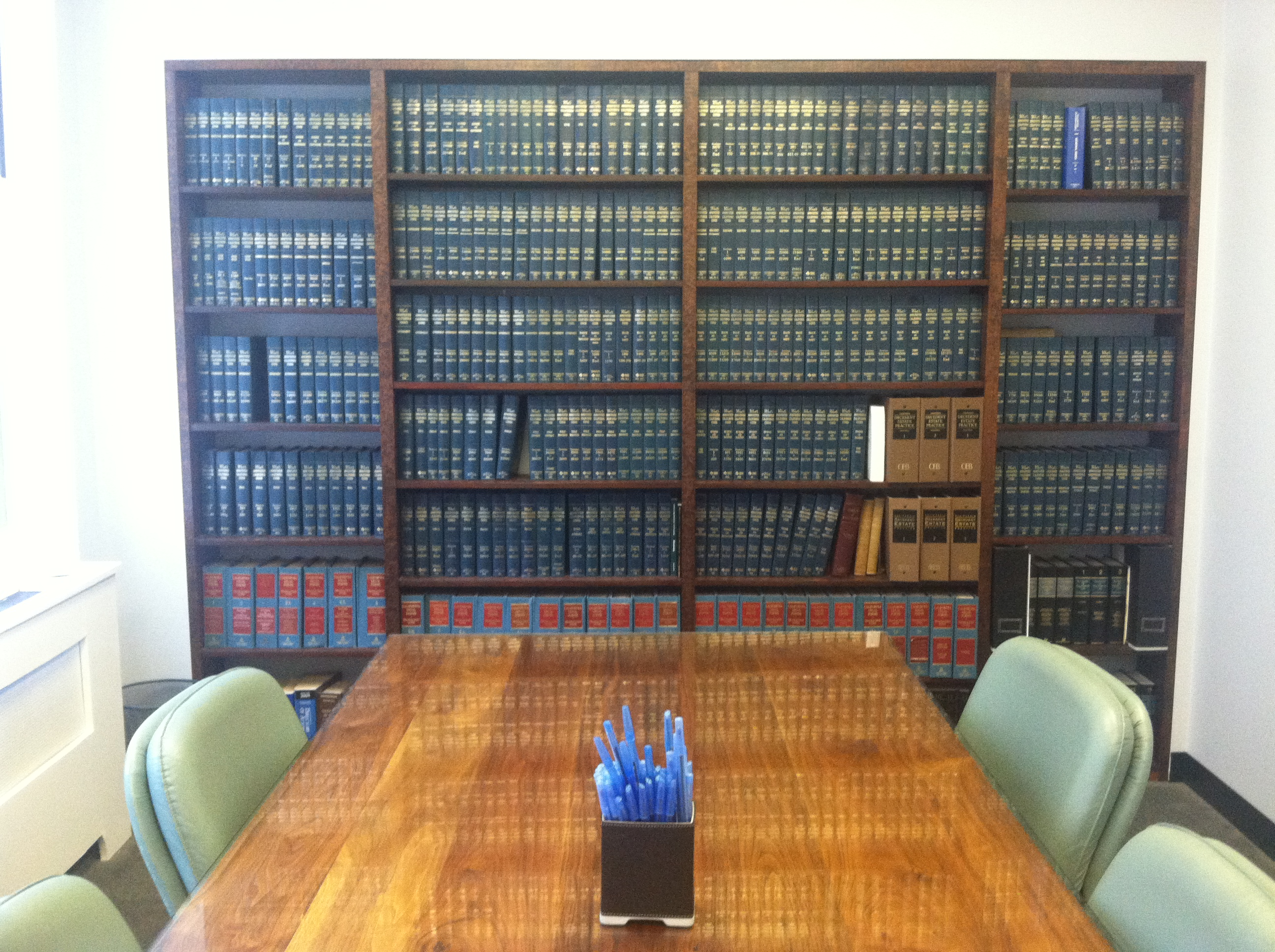Mayo & Mayo Law Conference Room